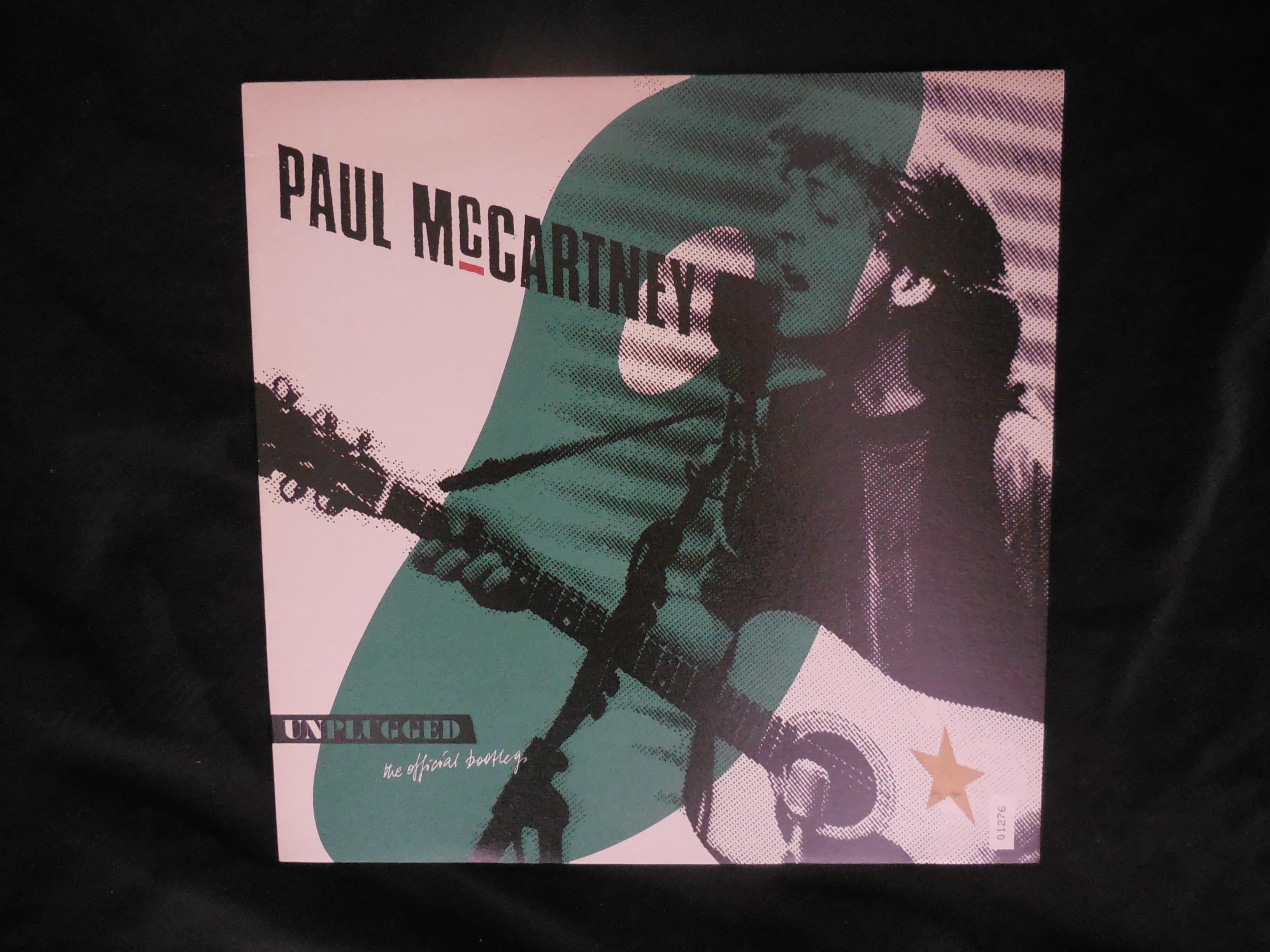 Paul McCartney-Unplugged